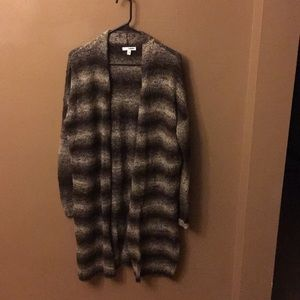 Long Sonoma Sweater Size Small